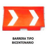 barrera tipo bicentenario